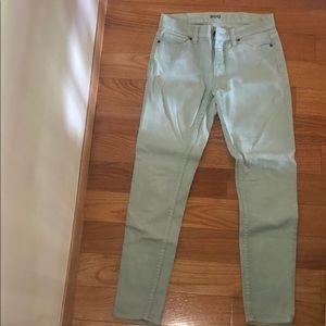 BDG Mint Mid Rise Twig Pants